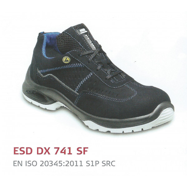 Steitz Secura ESD DX 741 SF S1 Sicherheitsschuh