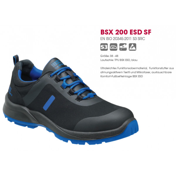 Steitz Secura BSX 200 ESD SF S3
