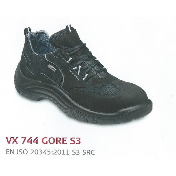 Steitz Secura VX 744 Gore S3 Sicherheitshalbschuh